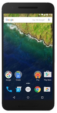 Huawei Nexus 6P 64 GB grey