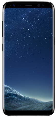 Samsung SM-G950F Galaxy S8 64GB midnight black