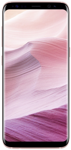 Samsung SM-G955F Galaxy S8+ 64GB rose pink