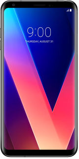 LG Electronics LG V30+ 128GB black